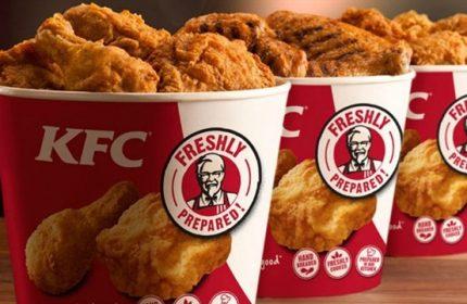 2019 KFC Menüleri ve Menü Fiyatları