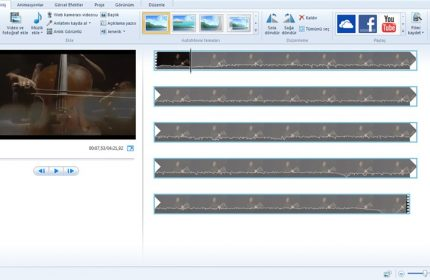 Windows Media Player Video Döndürme